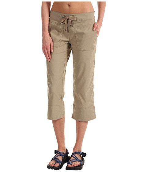 3b2f7b47f7c Prana Bliss Capri Khaki - Zappos.com Free Shipping BOTH Ways ...