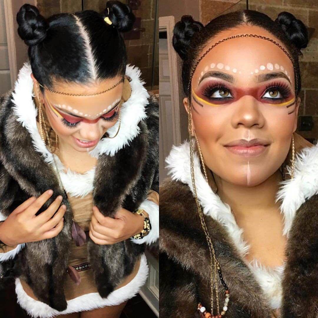 Related image   Halloween/Escape?   Pinterest   Tribal makeup ...