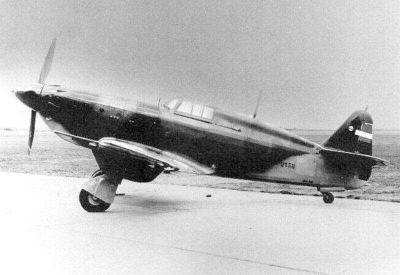 Rogožarski IK-3 fighter