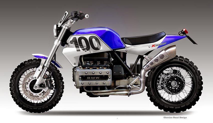 Hervorragend k100 scrambler - Google Search | BMW K100 project ideas  UU78