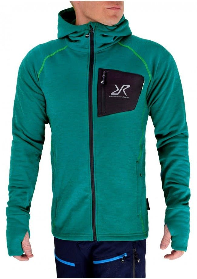 Illusion Hood Men's Lizard | Shop Revolutionrace | Mens
