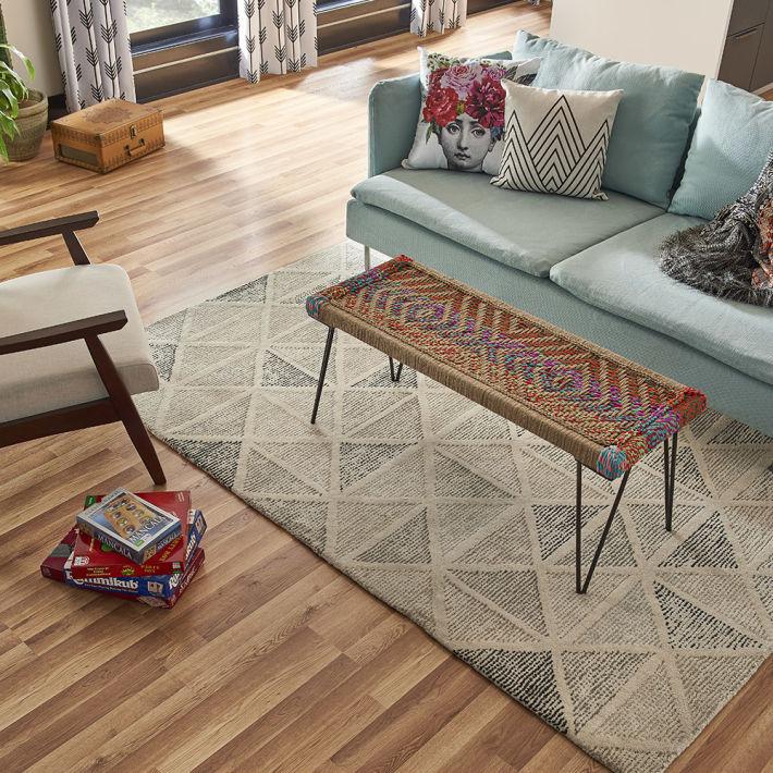 Glenwood Oak Quick•Step Studio Laminate Flooring at Lowe
