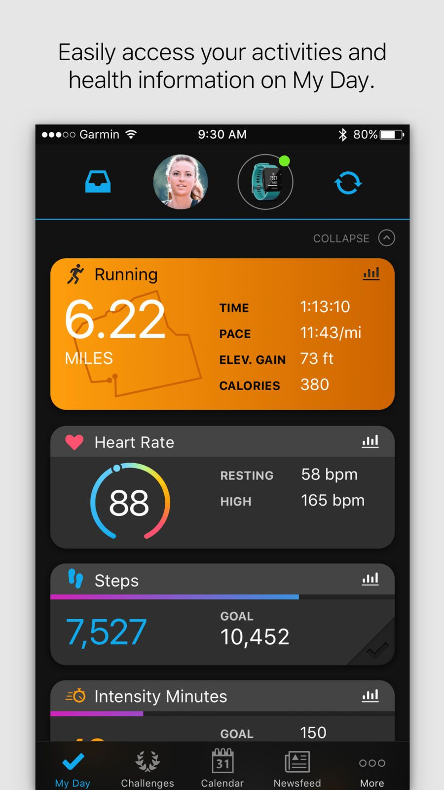 Garmin Connect? SportsFitnessappsios (With images
