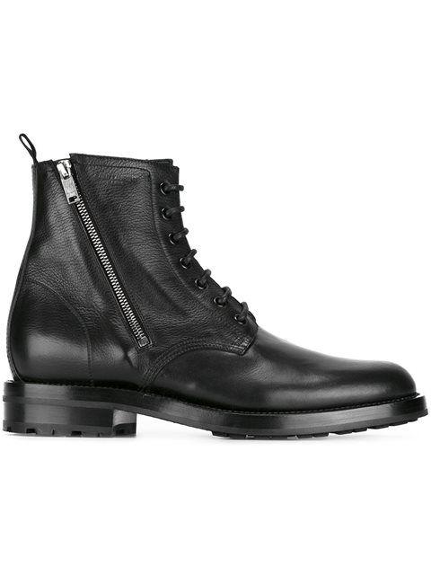 e8ff5cab76f Saint Laurent 'Ranger' zipped combat boot | Fashion - Want. | Mens ...
