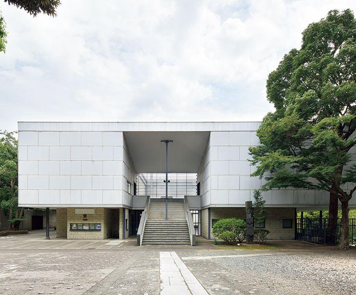 020 The Museum of Modern Art,Kamakura (1951), by Junzo Sakakura