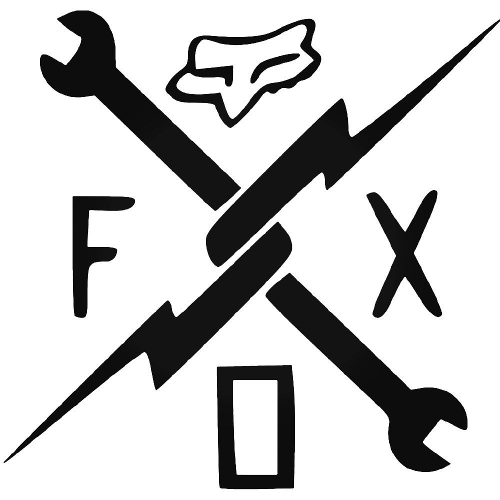 Fox racing quartz logo vinyl decal sticker fox racing and foxes fox racing quartz logo vinyl decal sticker ballzbeatz com buycottarizona Gallery