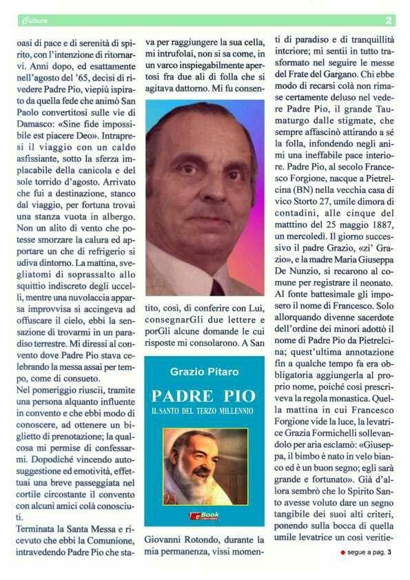 Gagliato, articolo di Grazio Pitaro (pag 2)
