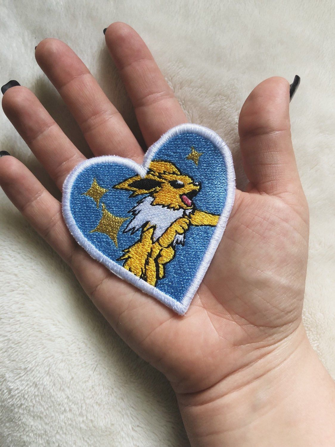 Eeveelution Patches made by CatandCrow -