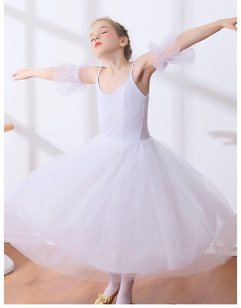 hacer un pedido información para seleccione para oficial Nuevas faldas tutú de Ballet para niñas Giselle Swan blanco ...