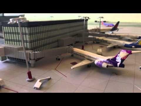 Gemini Jets Airport: May 2013 - YouTube