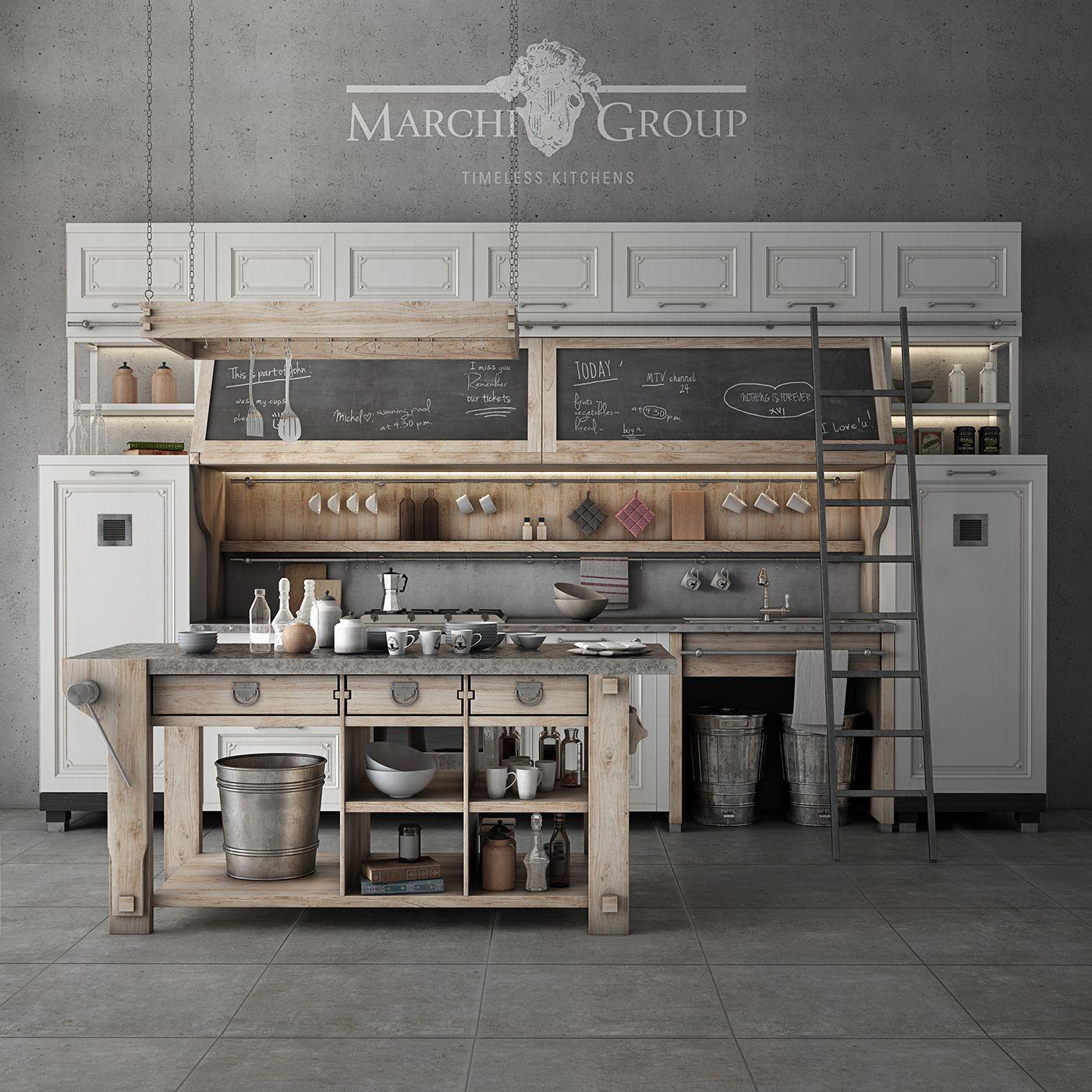 3d model kitchen 176 free download  kitchen timeless