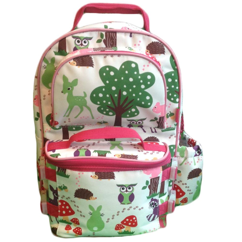 Kids Backpacks With Lunch Boxes Attached | kid´s stuff | Pinterest ...