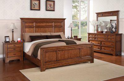 Flexsteel Bedroom King Panel Bed   Stacy Furniture   Grapevine, Allen, Plano  And Flowermound, Texas
