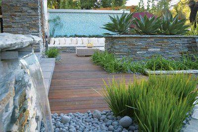 Peque os jardines minimalistas im genes de jardines for Jardines minimalistas pequenos