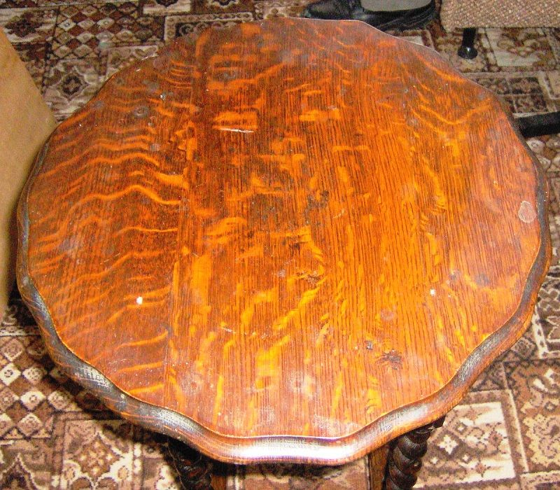 Dirty Old Furniture Finish: Is It Seattle \'Grunge\' or Is It ...