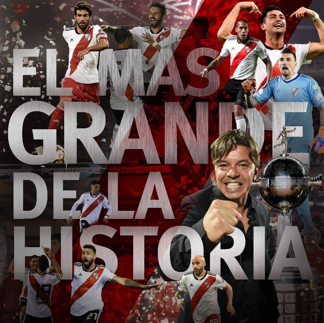 Club Atletico River Plate Campeon Copa Libertadores 2018 River Campeon Club Atletico River Plate River Campeon Libertadores