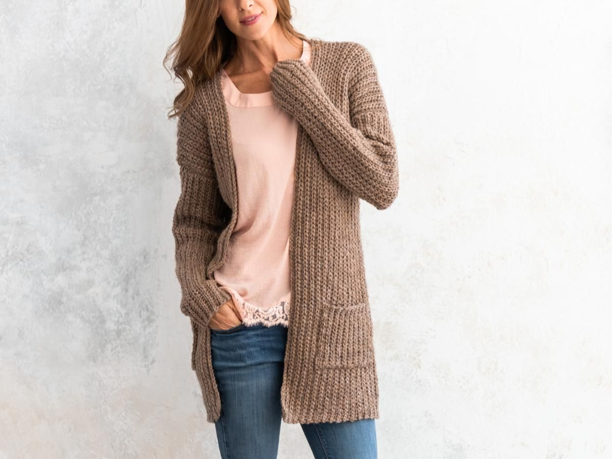 c5cb62b114b78f There s nothing like a classic cardigan to round out your wardrobe. Whether  dressed up or down