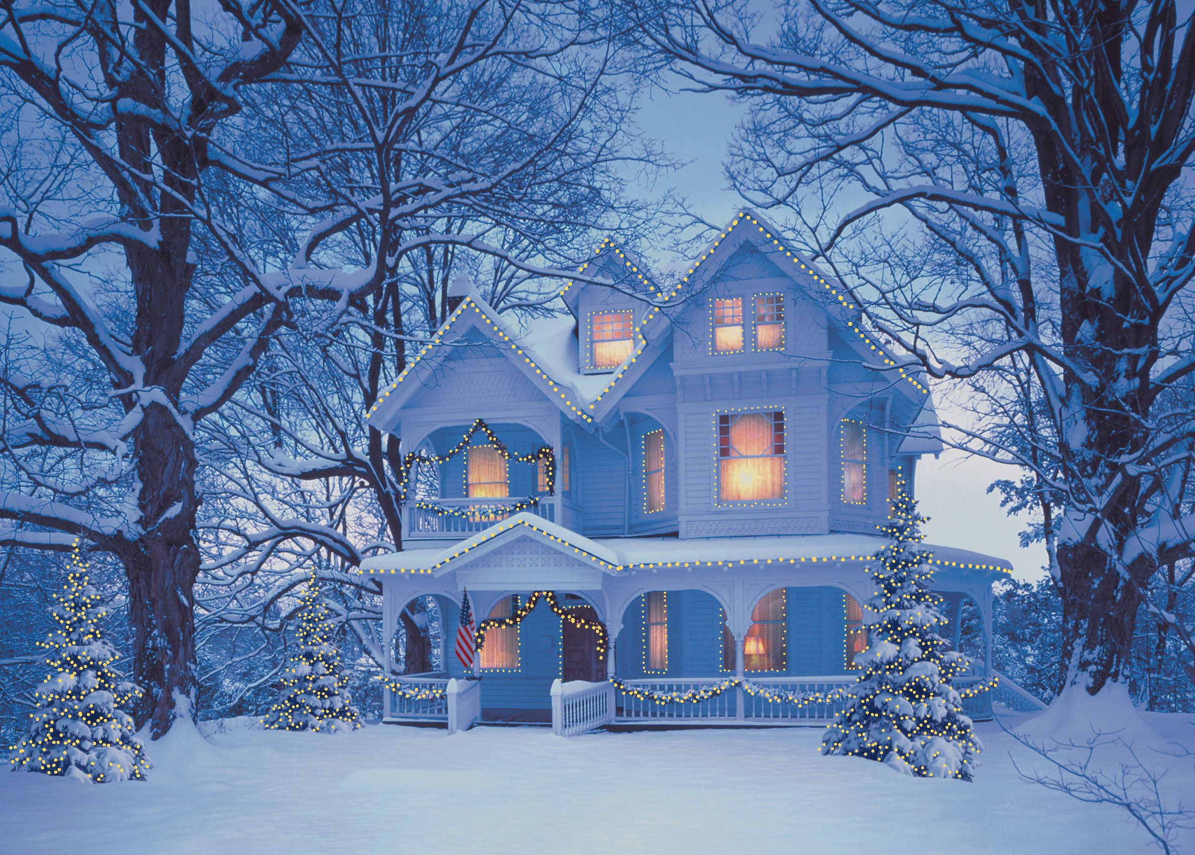 - Pretty christmas pictures ...
