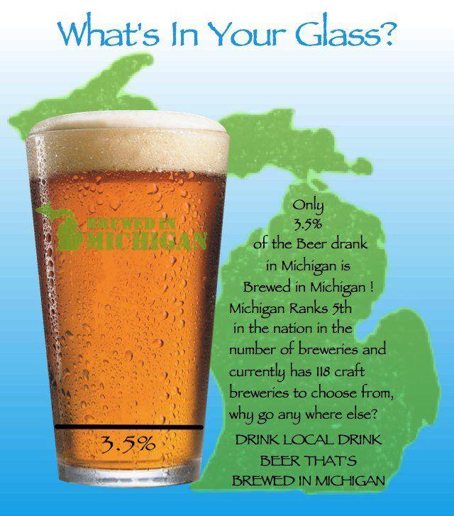Drink Michigan beer! Tales of a Michigan Girl