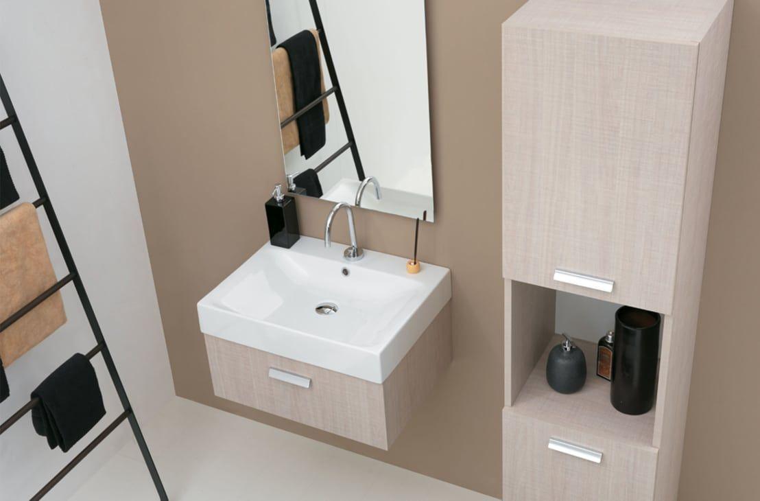 Bagni Moderni Piccoli Spazi : Idee per salvare spazio in un bagno piccolo bagno piccolo
