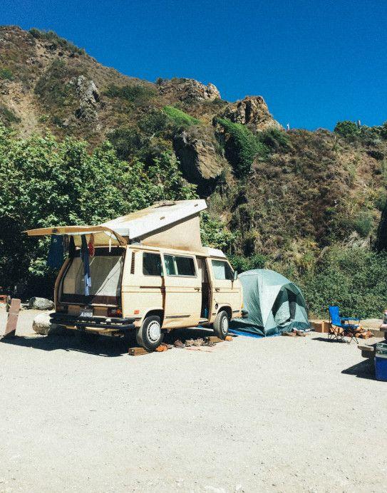Fvf explores californian wilderness adventure camping