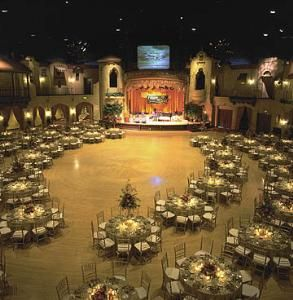 Indiana Roof Ballroom-site of our wedding reception almost 24 years ago!