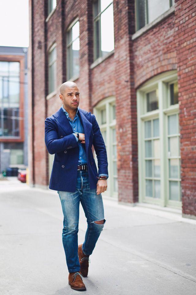 Articles Of Style Mens Wear Neil Watson By Dani Lyn Ayee The Bald