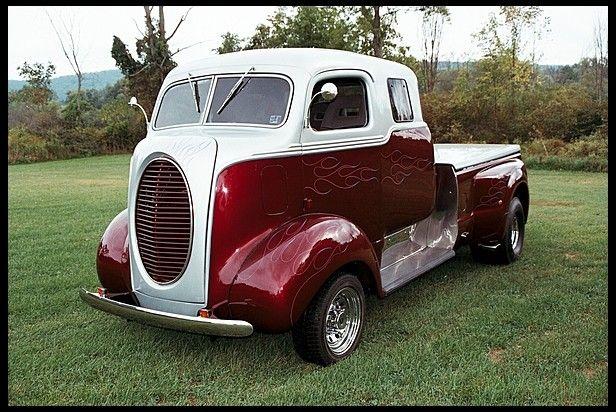 1938 Ford Coe Crew Cab Dually Mecum Kissimmee Wherethecarsare