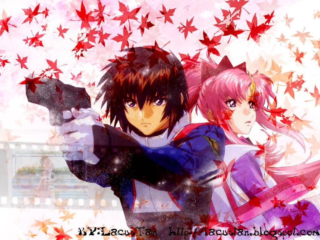 Lacus and Kira Wedding Maple Season For Kira&Lacus