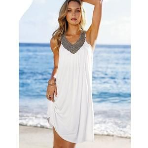 Summer Chic Dress in 2019  ac589042b