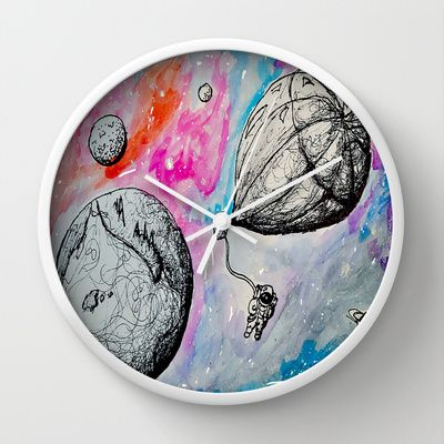 Mission Impossible Wall Clock by CaityBean - $30.00