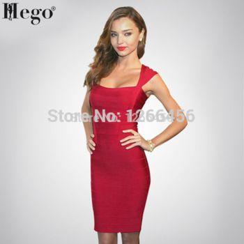 Hego Miranda Kerr Wedding Dress Plus Size Knee Length Cap Sleeve
