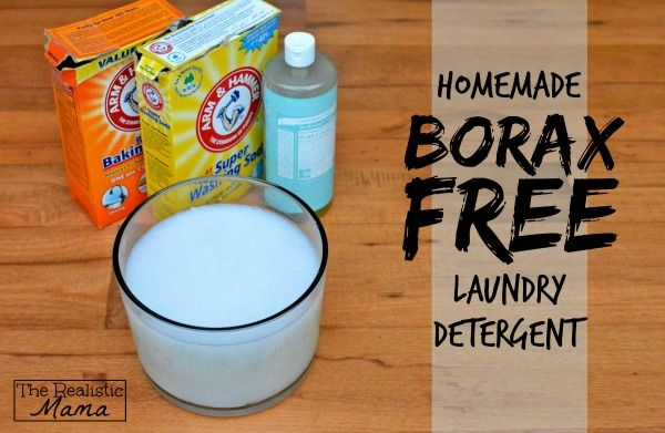 Homemade Laundry Detergent Borax Free Homemade Laundry Detergent
