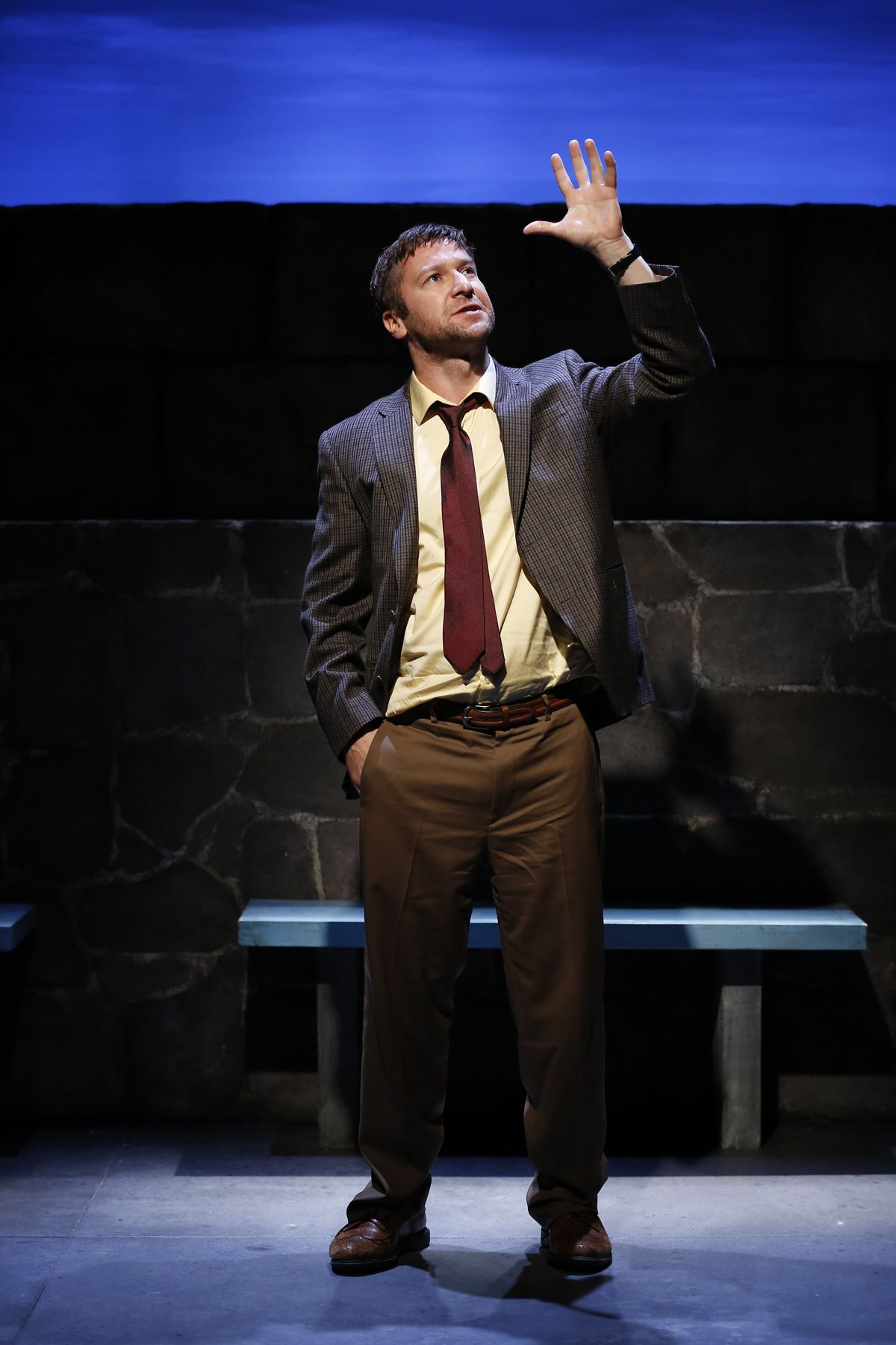 Billy Carter as Dermot in PORT AUTHORITY