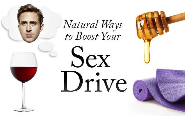 Improve sex drive in males