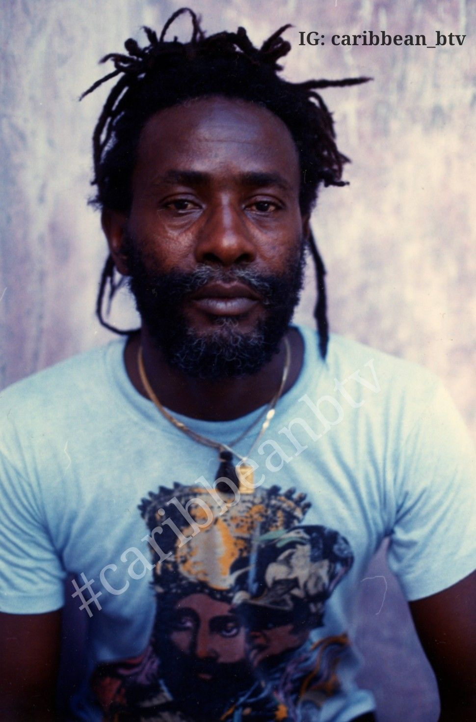 Burning Spear - Winston Rodney (born 1 March 1945), better known by the