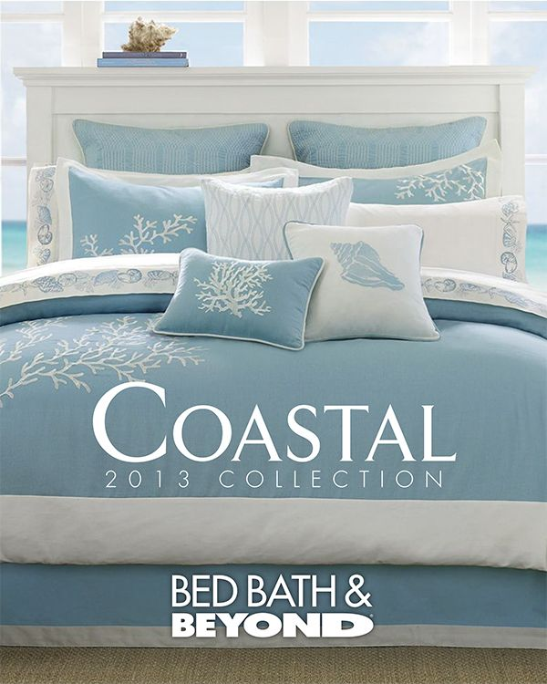 Bed Bath And Beyond Flannel Sheets Unique Bed Bath & Beyond 2013 Coastal Collection Cottagethe Sea