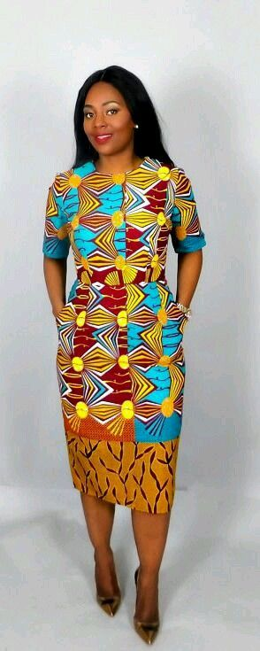 Ankara Style 2017 Latest And Modern Gowns Tops Dresses African Fashion African Clothing Styles African Fashion Dresses