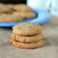These gluten-free snickerdoodle cookies are soft, chewy, a little crispy, and absolutely amazing. You