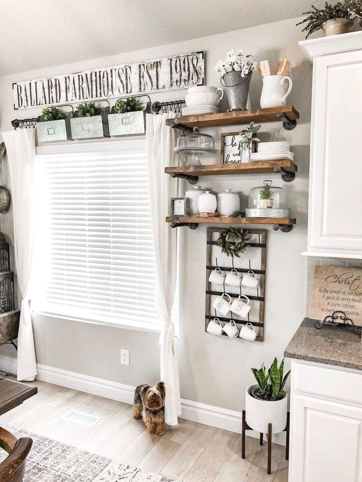 Incredible DIY Farmhouse Theme Decoration