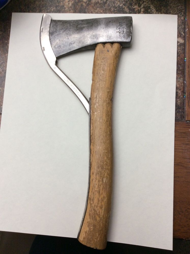 Marbles No 5 Hatchet Marble S Arms Co Gladstone Michigan Marbles Hatchet Axes And Hatchets Axe