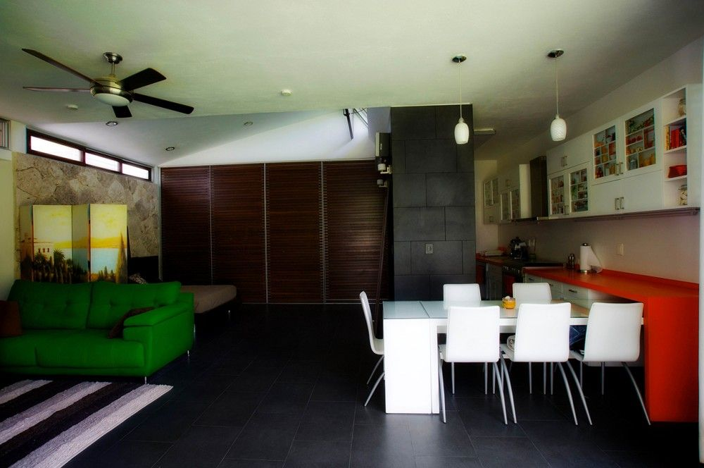 Casa VSP+JUR / Sanzpont [arquitectura]