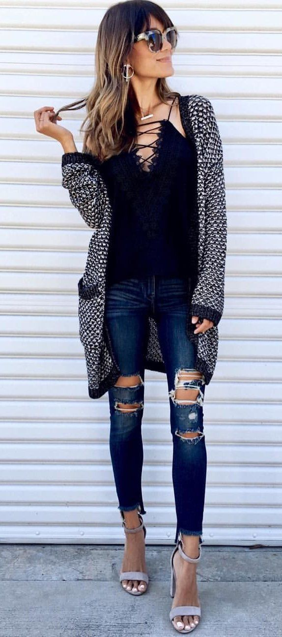 05f7aeb7b159f 40+ Fantastic Outfit Ideas To Finish This Fall With Style