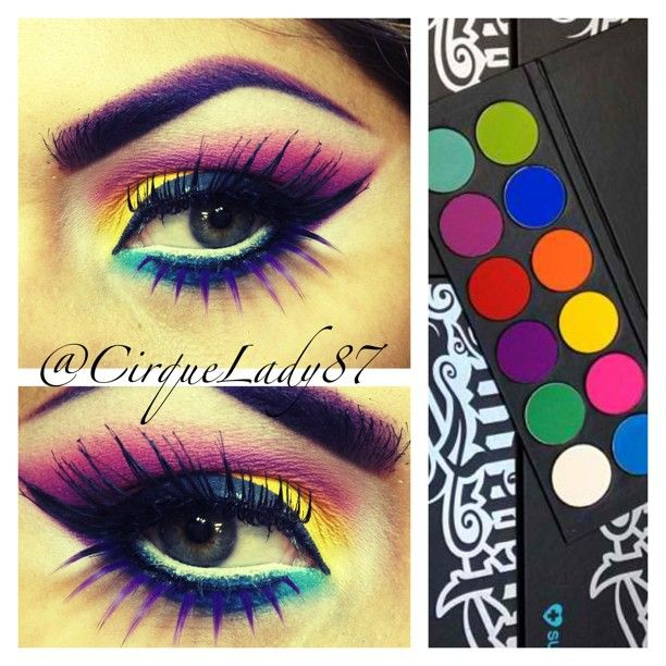 sugarpill makeup | Fantaisy Make Up | Pinterest ...