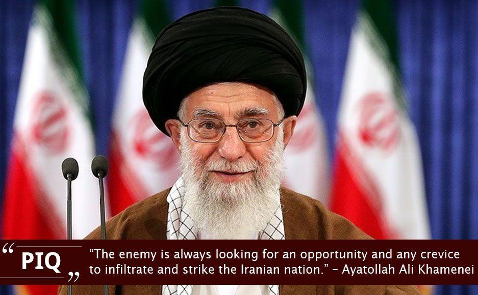 Ayatollah Ali Khamenei Quotes Quotes Politics