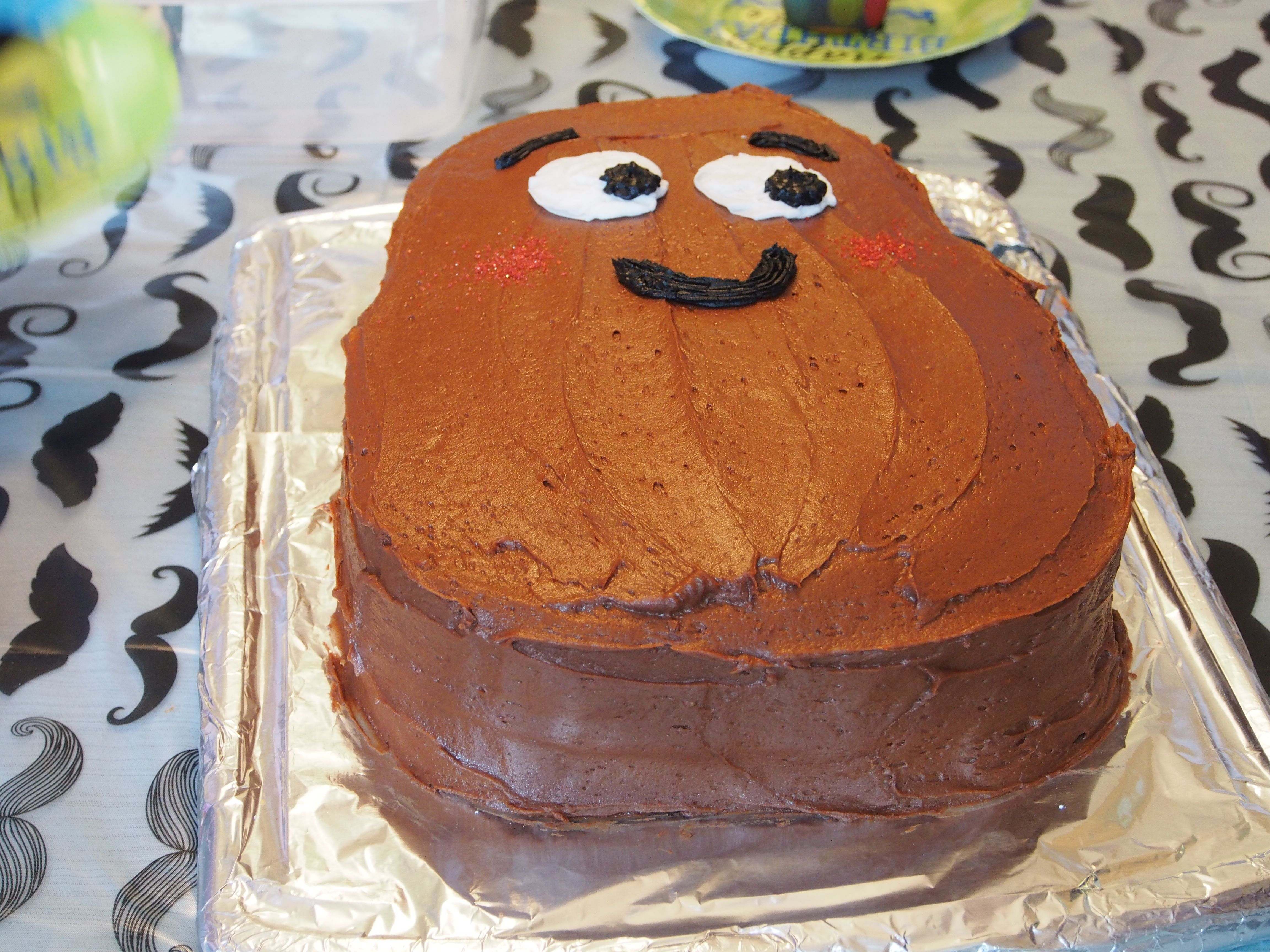 Remarkable Teddys Small Potatoes Birthday Cake It Was Yummy Cake Baking Personalised Birthday Cards Paralily Jamesorg