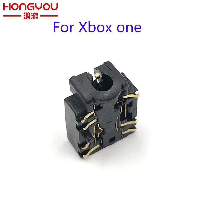 10Pcs Headphone Jack Plug Port For XBOX ONE Controller 3 5mm