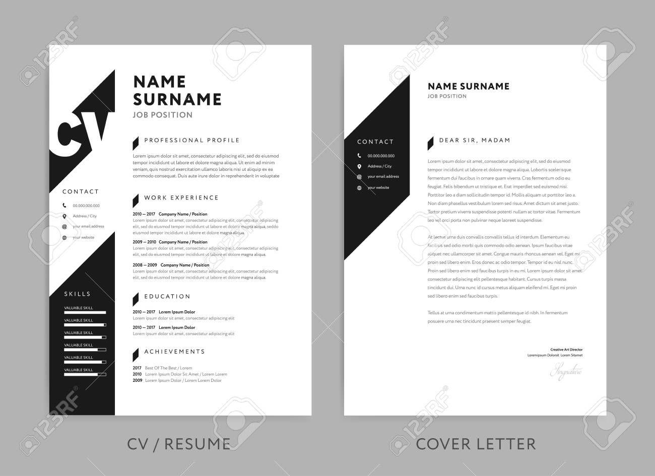 Minimalist Cv Google Zoeken Anschreiben Design Lettering Lebenslauf Anschreiben