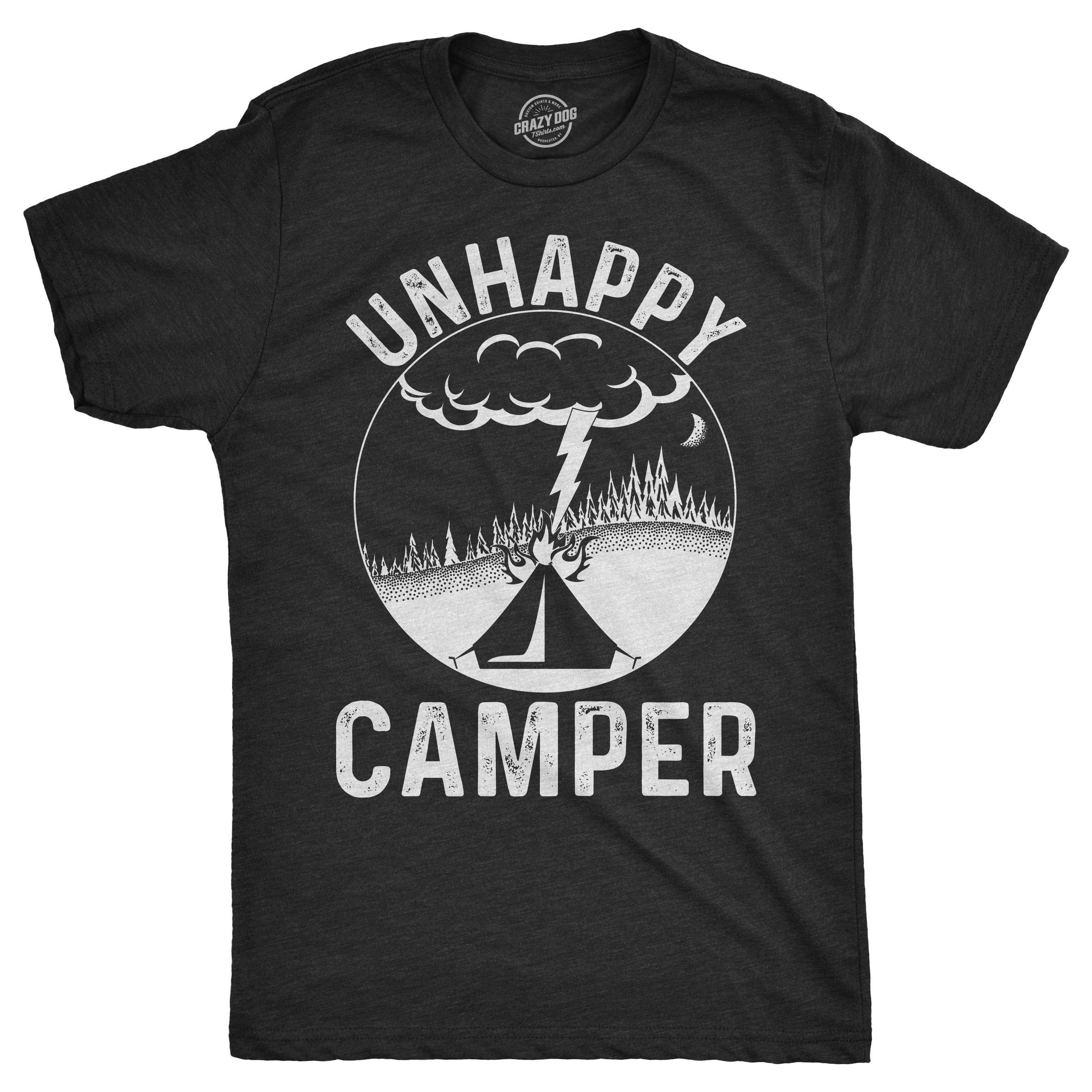069c1ad2fb89 Brewhaha Summer Camp Funny T-shirts for Cool Camping Trips #MensT-shirts |  Mens T-shirts | Shirts, T shirt, Camping humor