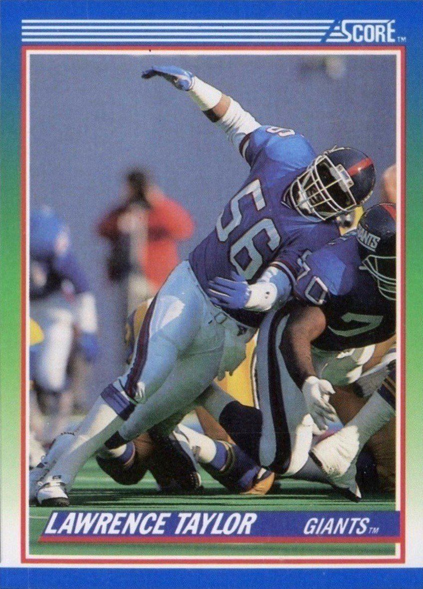 10 most valuable 1990 score football cards in 2020